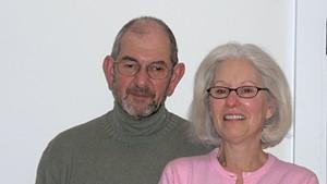Michael Smolin and Lorna-Kay Peal