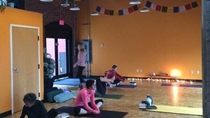 Sangha Studio, Burlington