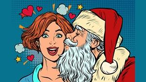 I'm Afraid to Tell My Husband About My Santa Fantasy