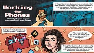 Relationship Coach Marla Goldstein Helps Clients Navigate Online Dating