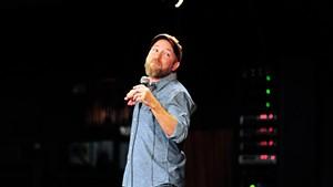 Kyle Kinane on Comedy, Bernie and Mountain Biking