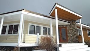 Exterior rebuilt to echo original 1970 plan