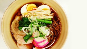 A new ramen joint is set to open in May.
