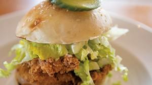 OG chicken sandwich