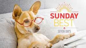 From the Publisher: Seven on Sunday