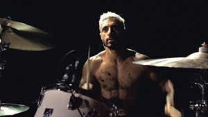 THE SOUND OF SILENCE Ahmed plays a heavy metal drummer losing his hearing in Marder's Oscar-nominated drama.