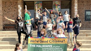 2021 Challenge winners the Malikians