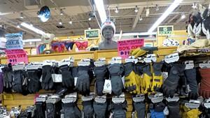 Discounted winter wear at Outdoor Gear Exchange in Burlington