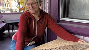 Artist and Activist Jen Berger Presents Multidisciplinary Project 'The Opposite of Hate Is Mending'