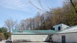 Koffee Kup's Burlington facility on Riverside Avenue