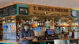 Mike Dunn at T. Rugg's Tavern