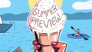 Summer Preview — 2021