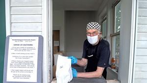 Michael Billingsley, Volunteer, Plainfield Community Suppers