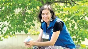 Julia DoucetOpen Door Clinic outreach nurse, Middlebury