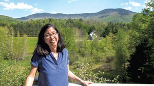 Leigh Pelletier, Relief fund organizer, Stowe