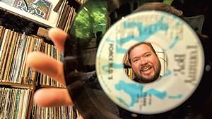 Alex Budney, DJ, musician, Fayston