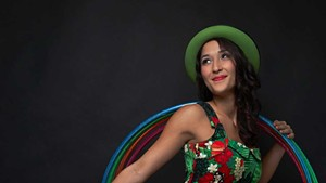 Flyin' Hawaiian Sara Kunz