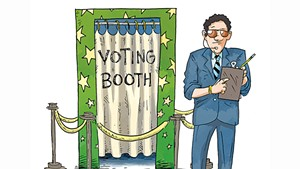House Overrides Scott Veto of Voting Rights for Noncitizens