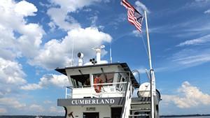 The Cumberland car ferry
