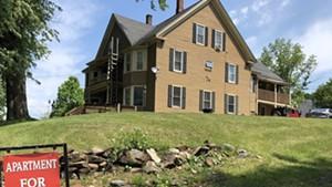 A rental in Lyndonville