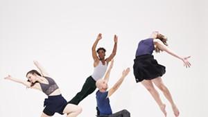 NEA grantee AXIS Dance Company (through the Flynn)