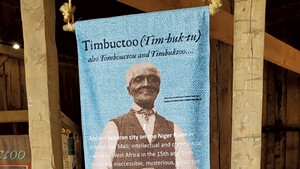 """""""Dreaming of Timbuctoo"""" in Middlebury Examines the History of Black Land Ownership in the Adirondacks"""