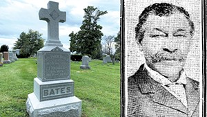 New Historical Marker In Vergennes Honors Stephen Bates, Vermont's First Black Sheriff