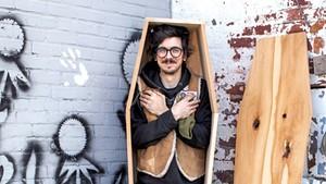Coffin-Maker Noah Burton Eyes Green Burials