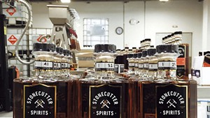 Stonecutter Spirits Releases New Whiskey