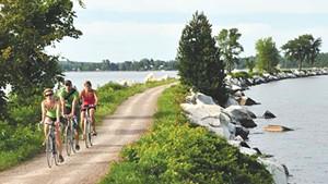 The Island Trail