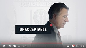 Lisman Slams Scott's State Contracts in Harsh New TV Ad