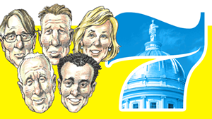 Seven Reasons Why Vermont's Next Governor Matters