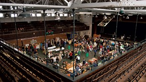Burlington Farmers Market at Memorial Auditorium