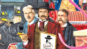 Why Is Edward James Olmos on a Mural of Vermont History?