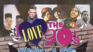 'I Love the '90s': the poster!