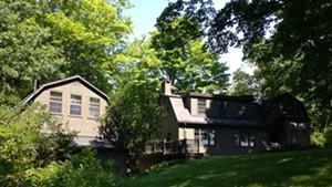 The former Salinger residence