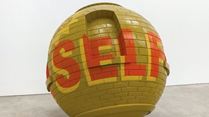 """""""T&S Self Storage Warehouse First Month Free Ball"""" by Lars Fisk"""