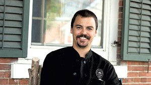 Chef Matt Corrente