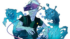 Ninjas and Doctors: Trying Out Virtual Reality