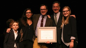 Gov. Shumlin and Arts Council Present 2016 Governor's Art Awards