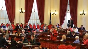 Vermont legislators debating the end-of-life law