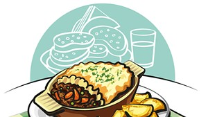 Shepherds Pub Brings Savory Pies to the Table in Waitsfield