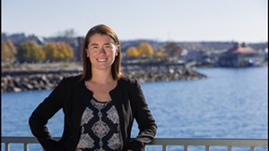 Chittenden County State's Attorney Sarah George