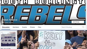The Rebel Alliance and We Are S.B. Rebels Facebook pages