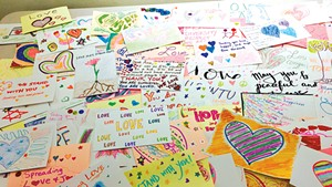 Cards made by Local Love Brigade — Vermont