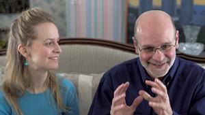 Mary Bonhag and Paul Orgel