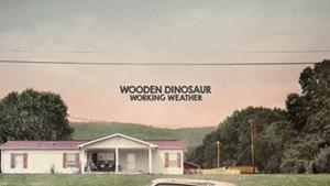 Wooden Dinosaur, Working Weather