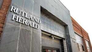 The Rutland Herald building