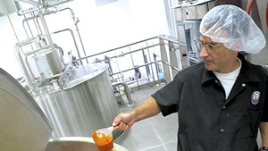 Bove's Creates Nostalgic Catering Room at Sauce Factory