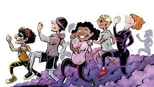 Social Running Groups Pick Up the Pace